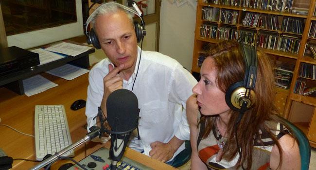 Intervista Radio Aldebaran del 14 Maggio 2015