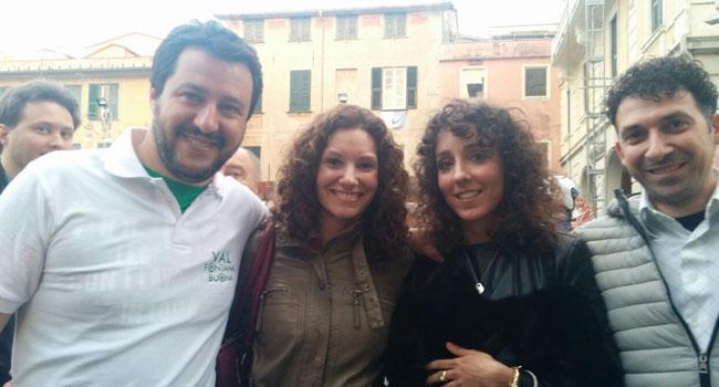 incontro Salvini – Toti del 12 Aprile 2015